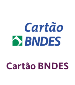<strong> cartão BNDES </strong>